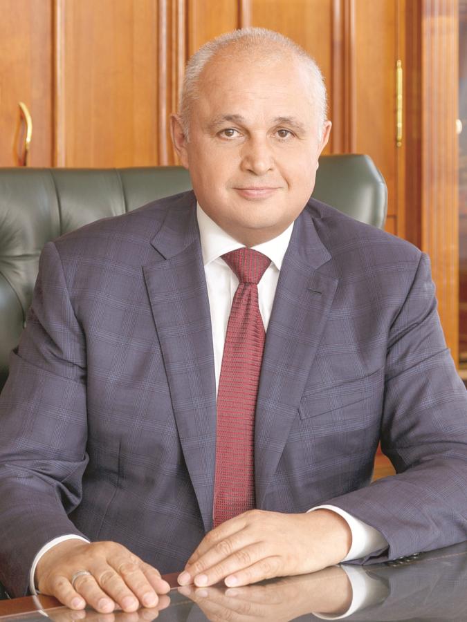 Сергей ЦИВИЛЕВ, губернатор Кузбасса